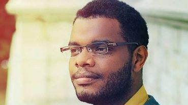 Kevin-Michel Ferreira Viegas, organisateur de la Grande Rencontre des Artistes Peintres Africains (GRAPA)