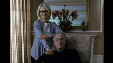 Robert De Niro et Michelle Pfeiffer grimés en Bernard et Ruth Madoff