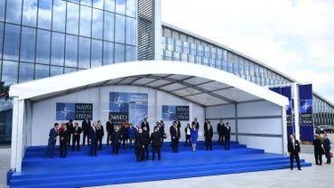 Le sommet de l'Otan se déroule à Bruxelles