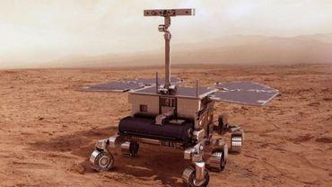 Le vaisseau qui emportera le robot sur Mars sera équipé à Charleroi notamment