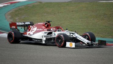 Räikkönen, disqualifié des qualifications, partira des stands au  GP d'Azerbaïdjan