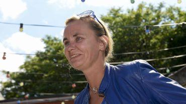 Liesbeth Homans en 2014