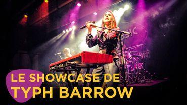 Typh Barrow en showcase: le 1er janvier sur Classic 21