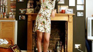 Amy Winehouse chez elle, 2003