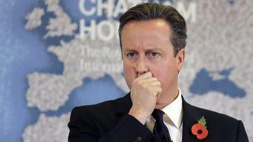 David Cameron a détaillé ses propositions de réforme de l'Union européenne