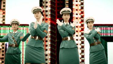 Retour d'une imagerie asiatique dans le nouveau clip d'Indochine