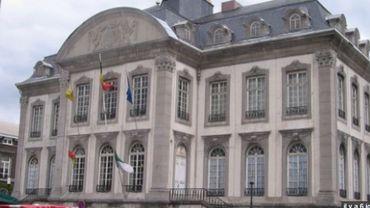 Hôtel de ville de Verviers (photo prétexte).