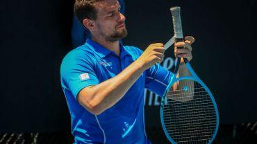 Joachim Gérard battu en demi-finales du double à Roland Garros