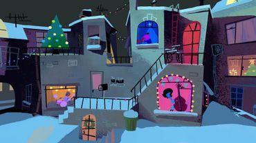 """La spotlight story de Noël de Google a été développée par le studio Aardman, créateurs de """"Chicken Run"""" et """"Souris City""""."""