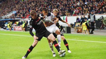 Match plein mais partage entre Leverkusen et le Tottenham de Vertonghen et Dembele