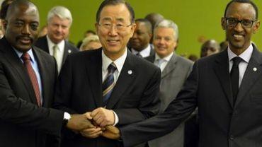 Lors de la dernière assemblée générale de l'ONU, les présidents rwandais et congolais avaient accepté de se serrer la main