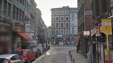Un homme executé de sang froid en plein centre-ville à Liège (la rue des Mineurs)