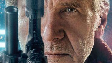 Harrison Ford reprend le rôle de Han Solo dans ce septième épisode