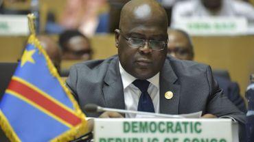 Felix Tshisekedi, président de la RDC suite aux élections du 30 décembre 2018