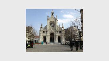 Eglise Sainte-Catherine Bruxelles