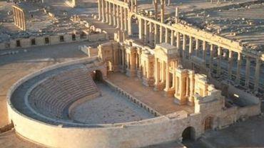 Le groupe EI n'est pas le seul à piller l'héritage archéologique de la Syrie