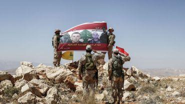 Echange de corps de combattants après une trêve à la frontière libano-syrienne
