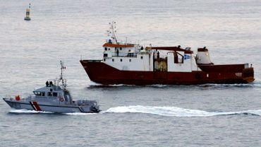 Le Golfe de Guinée théâtre d'un projet-pilote européen de sécurité maritime