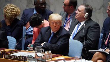 Accord iranien: à force de vouloir isoler l'Iran, Donald Trump se retrouve seul