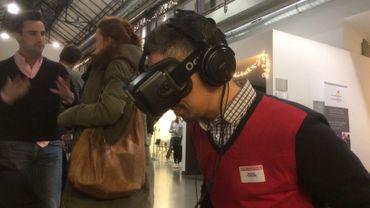 Fin décembre s'est déroulé à Bruxelles le VR meetup Belge, le Rendez-vous des spécialistes de la réalité virtuelle  de notre pays.