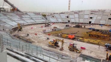 A travers ses chantiers, le Qatar veut restaurer son image internationale
