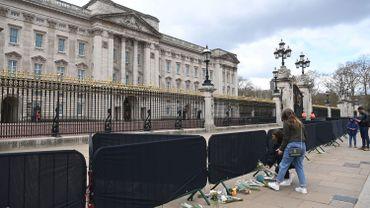 Buckingham Palace ce jeudi