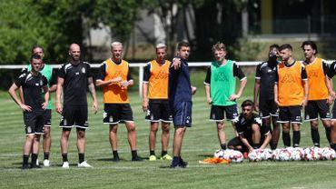 Le Sporting de Charleroi battu par Metz en amical