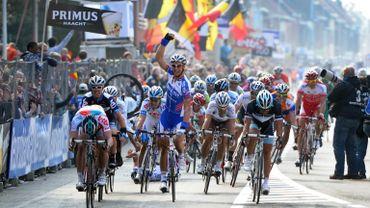 Tom Boonen a remporté l'édition  2011 de Gand-Wevelgem