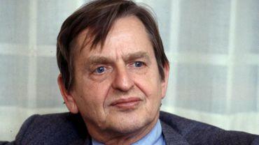Olof Palme a été froidement abattu sur un trottoir du centre de Stockholm le 28 février 1986.