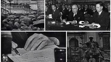 Quand la signature du traité de Rome il y a 60 ans traçait la voie vers une autre Europe