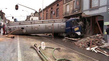 Pour que ce type d'accident survenu en 1997 ne se reproduise plus