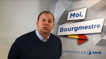 Verlaine: Hubert Jonet a prêté serment ce lundi
