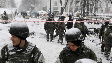 Conflit en Ukraine: l'UE prolonge jusqu'en septembre ses sanctions contre 150 personnalités russes