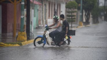 L'ouragan Willa atteint la côte ouest du Mexique