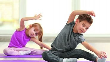 J'initie mon enfant au yoga !