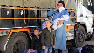 La Jordanie dit encourager le retour volontaire des réfugiés syriens
