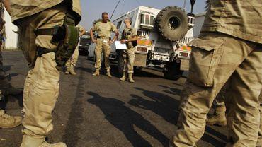 Le ministre de la Défense au Liban pour boucler la mission des Casques bleus belges