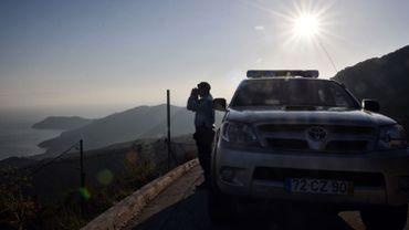 Mission de surveillance dans le cadre de Frontex