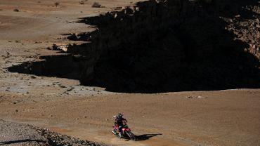 Joan Barreda sur le Dakar 2020