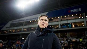 L'entraineur de Genk, Hannes Wolf, ne veut pas créer de polémique en cas d'arrêt de la Jupiler Pro League.