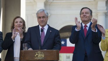 """Le président chilien Sebastian Piñera a accusé son homologue bolivien Evo Morales d'avoir donné de """"faux espoirs"""" à son peuple."""