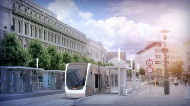 Tram: la ville de Liège et le gouvernement wallon se ridiculisent, selon le MR