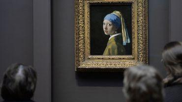 """La Jeune Fille à la Perle"", de Vermeer"