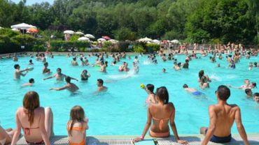 Les piscines, ouvertes jusqu'au 31 août, seront ensuite démolies et remplacées par des bassins plus grands et plus modernes.