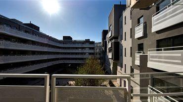 83 appartements ont été reliftés par Beliris, pour un budget de 13 millions d'euros.