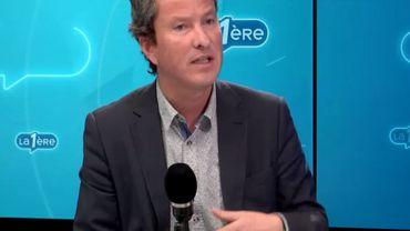 Alexis Deswaef, le président de la Ligue des Droits de l'Homme Belgique, a réagi ce mardi matin aux propos de Theo Francken dans Matin Première.