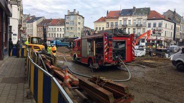 Une fuite de gaz a provoqué l'évacuation d'une soixantaine de maisons à Ixelles