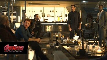 """Photo Twitter : image prise sur le tournage de """"Avengers : L'ère d'Ultron"""""""