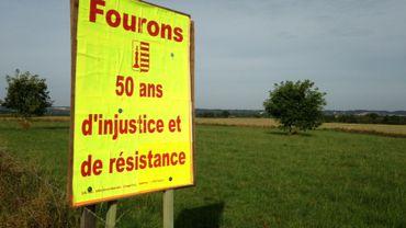 En 1963, Fourons était rattachée à la province de Limbourg.