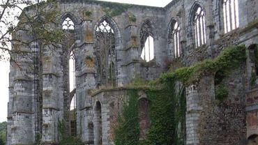 L'Abbaye d'Aulne possède désormais deux soleils